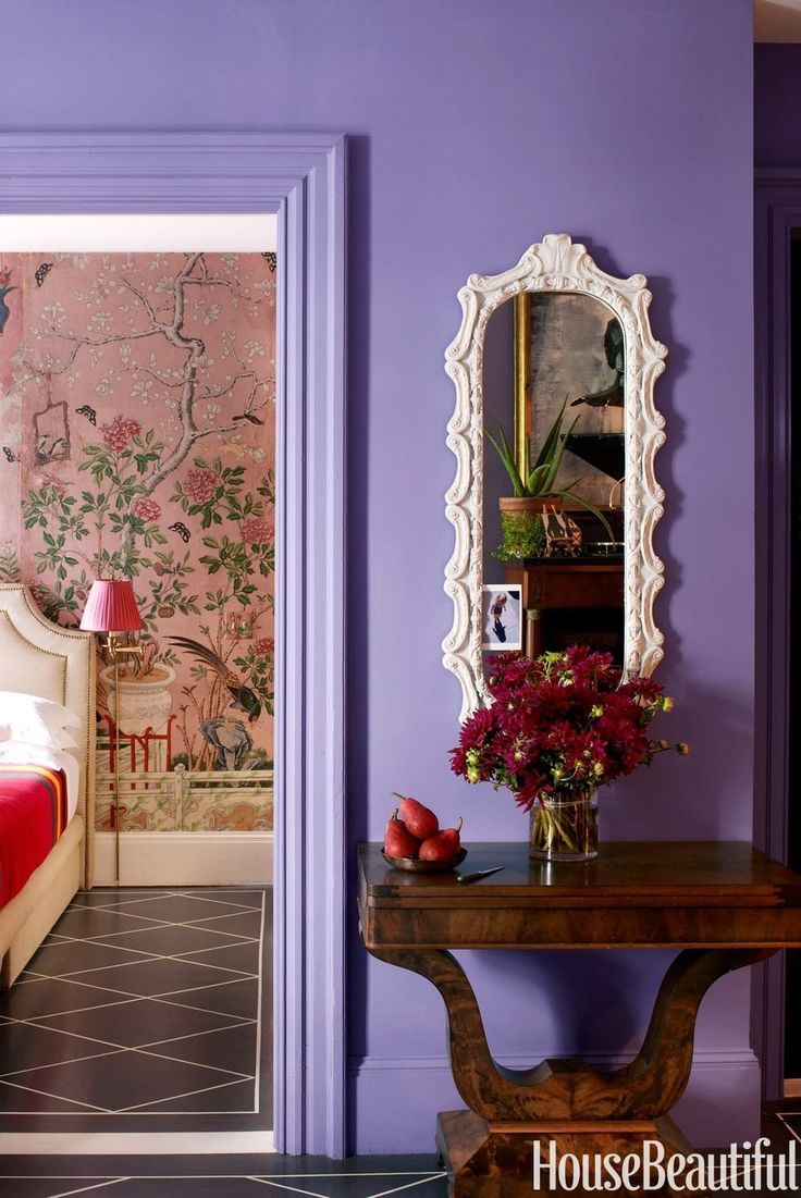 8 Fabulous Ways to Use Purple in