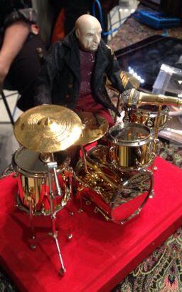 Remu ja rummut kokoa 1:12