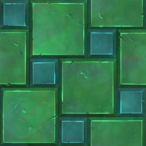 ArtStation - Tileables , Mike Fong