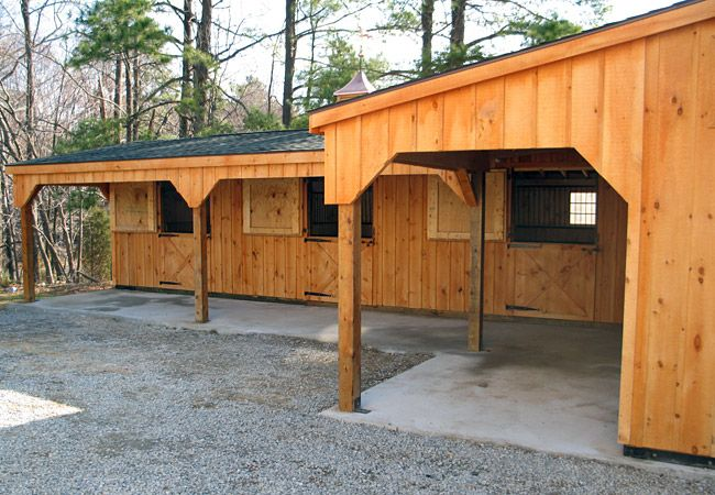 L Shaped Horse Barn Plans Our Building Process Dreams
