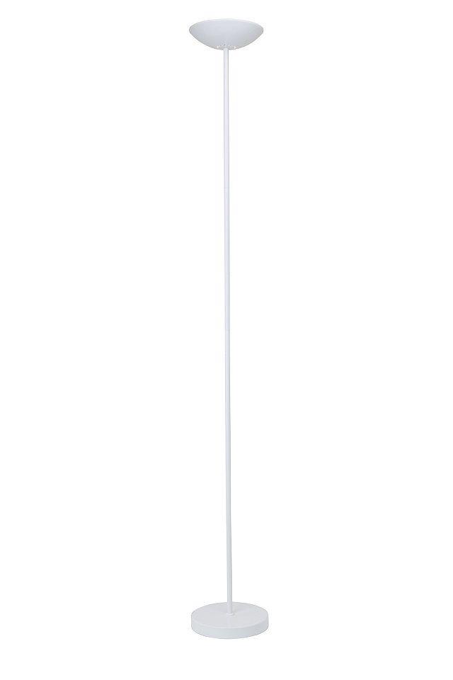 Superb Brilliant Leuchten Jersey Deckenfluter mit Fu dimmer wei Jetzt bestellen unter https moebel ladendirekt de lampen stehlampen deckenfluter uid udcec