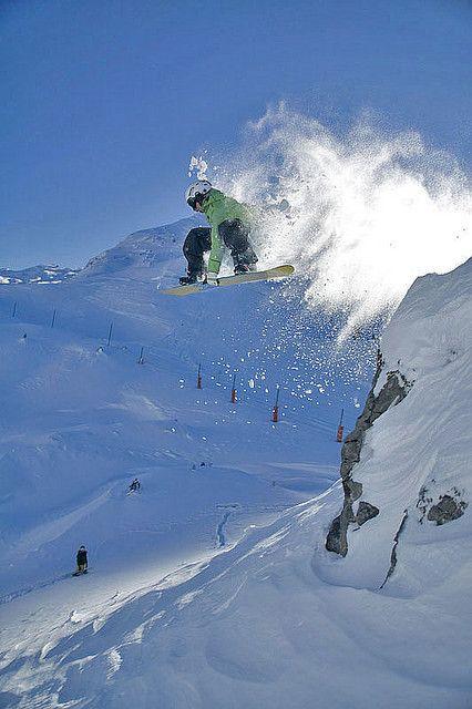 #Avoriaz   Photo by Chris Huskey   snowzine.com