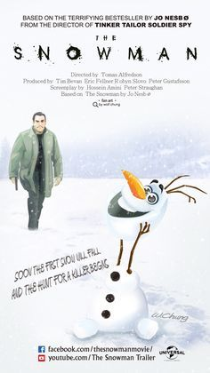 The Snowman movie watch online free
