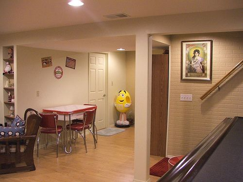 147 Best Images About Basement Decor Ideas On Pinterest