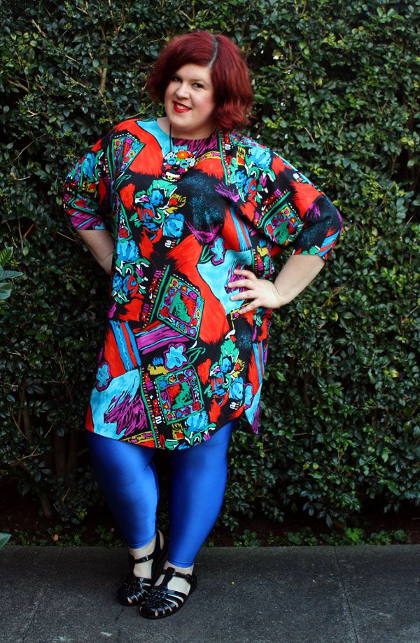 Work it, Own it, Use it!: Aussie Curves: Oversized