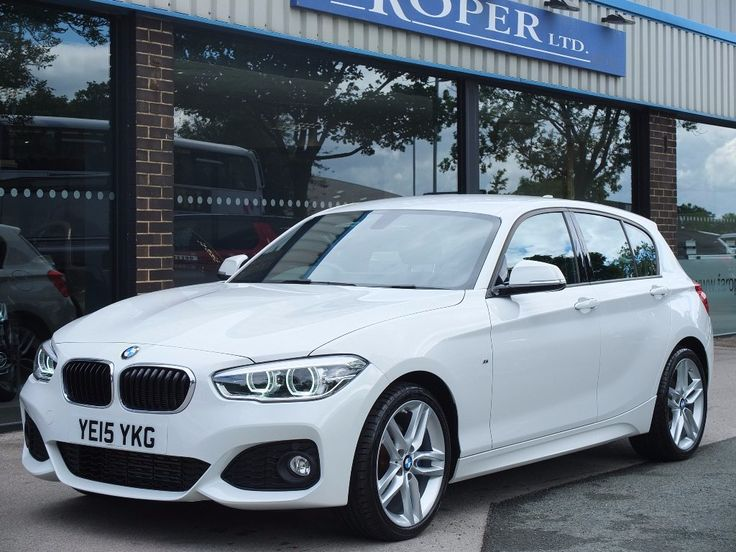 BMW 1 SERIES 2.0 125d M Sport Sports Hatch Sport Auto 5dr (start/stop)