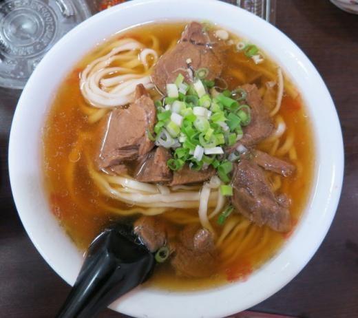 港園牛肉麺館(本店)