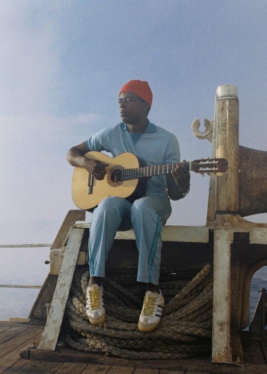 Seu Jorge - The Life Aquatic with Steve Zissou