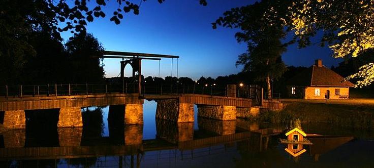 The Vinde Bridge in Fredrikstad, Norway - Photo: Matti Bernitz