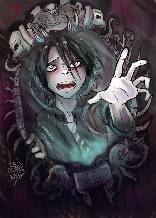 Can you hear me? Are you near me? by ~dragon-flies on deviantART (MCR's Helena fanart)