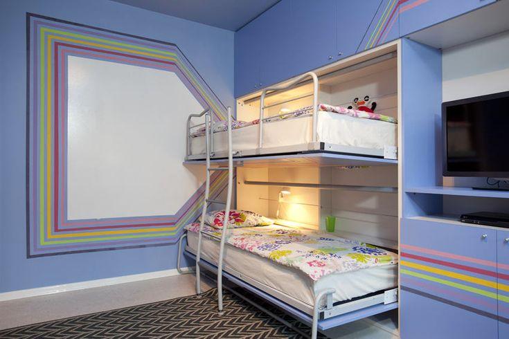 Фото из статьи: Как сделать детскую комнату уютной, безопасной и функциональной: 25 идей