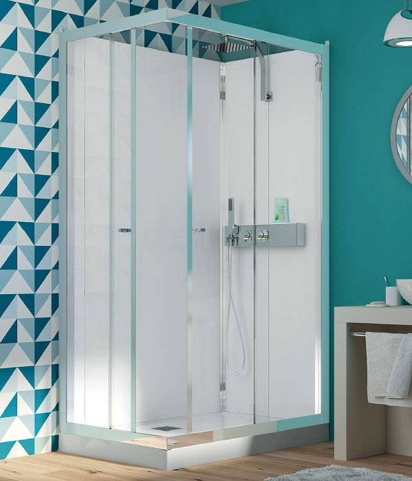 Eden   Self Contained Shower Cubicle   Kinedo By Saniflo