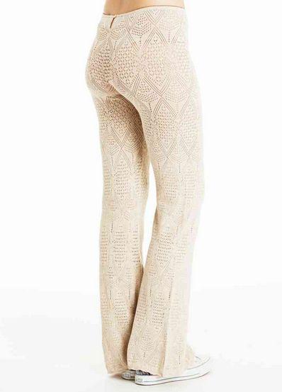 #335 Hello Knitty Boot-Cut Legging