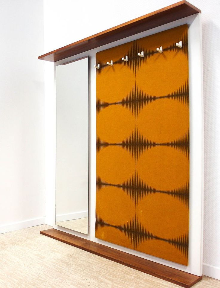 46 best angebot images on pinterest teak for Garderobe 60er design