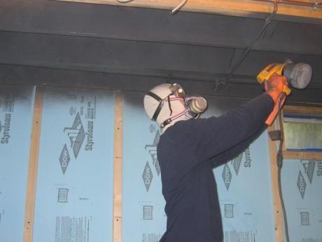 Painted Basement Ceiling Ideas