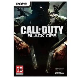 Call of Duty - Black Ops #promotion @Auchan France