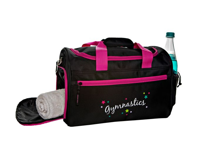 New Arrivals!  Gymnastics Gear Duffel Bag by Horizon Dance #9798