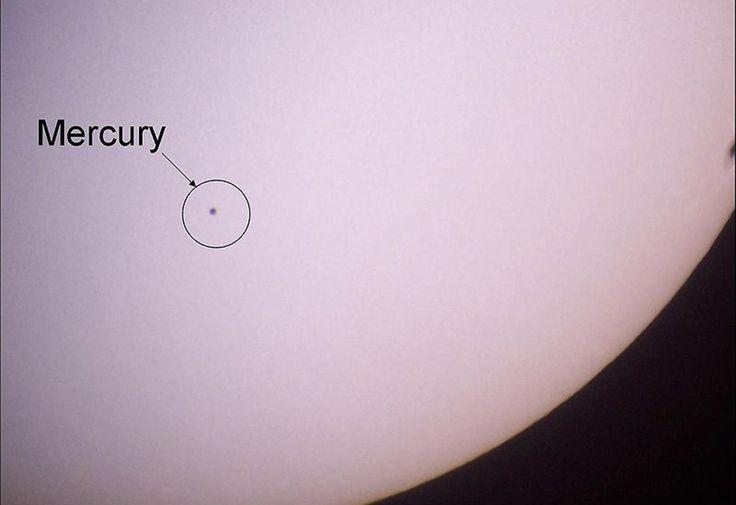 Instalarán telescopios en Santiago para seguir tránsito de Mercurio este lunes 9 de mayo (¡si el clima lo permite!)
