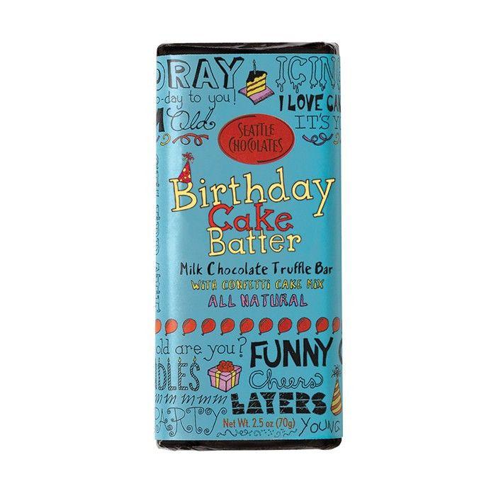 Happy Birthday Truffle Bar