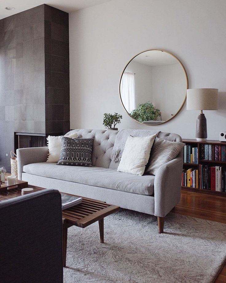 For this new mom, nesting mode yielded beautiful results. Take a tour of their tranquil Chicago abode on blog.westelm.com! @ninagraceless