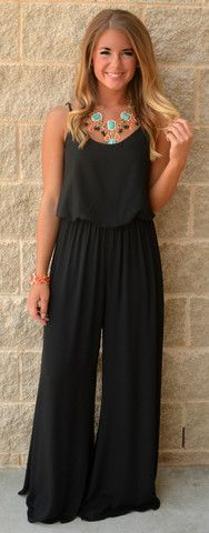 BLACK JUMPSUIT SO CUTE IN LOVE WITH THIS HOPE EVERYONE LOVES IT TO