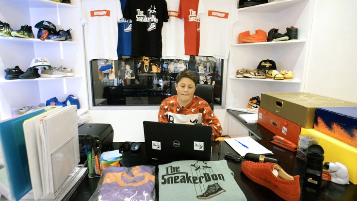 "Benjamin Kapelushnik, aka ""The Sneaker Don,"" knows a thing or two about shoes. He's done nearly $1 million in sneaker sales and his clientele includes DJ Khaled and Chris Brown. Oh, and did we mention that he's still in high school? NBD."