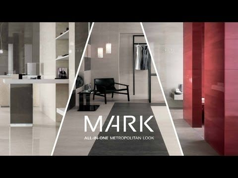 Mark blends, into a unique design project, various contemporary materials that combine elegance and expressive flair: cement, resin, stone, ...