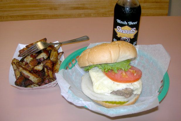 20) Steamed Cheeseburger, Ted's, Meriden, Connecticut. -- The 101 Best Burgers in America