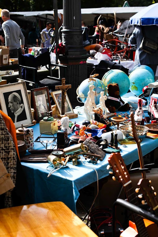 Stil in Berlin: Shop in Berlin: Arkona Platz Flea Market