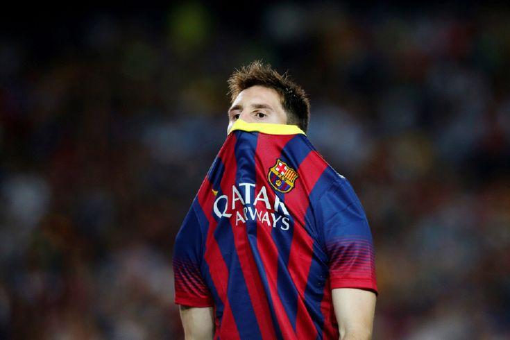 Gros Coup dur pour Lionel Messi - http://www.actusports.fr/76620/gros-coup-dur-pour-lionel-messi/