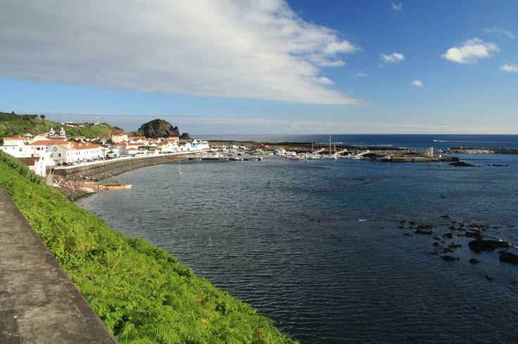 Lajes do Pico auf der Insel Pico – Ein ehemaliges Walfängerdorf – Heute Whalewatching Stützpunkt Nr.1 der Azoren