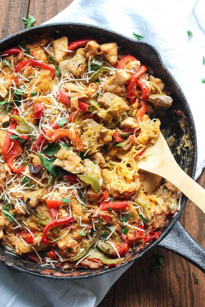 Vegetarian spaghetti squash casserole recipes