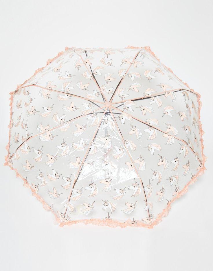 So cute - New Look - Parapluie motif licorne
