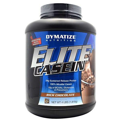 #bodybuilding #suplemen DYMATIZE ELITE CASEIN 4 LBS
