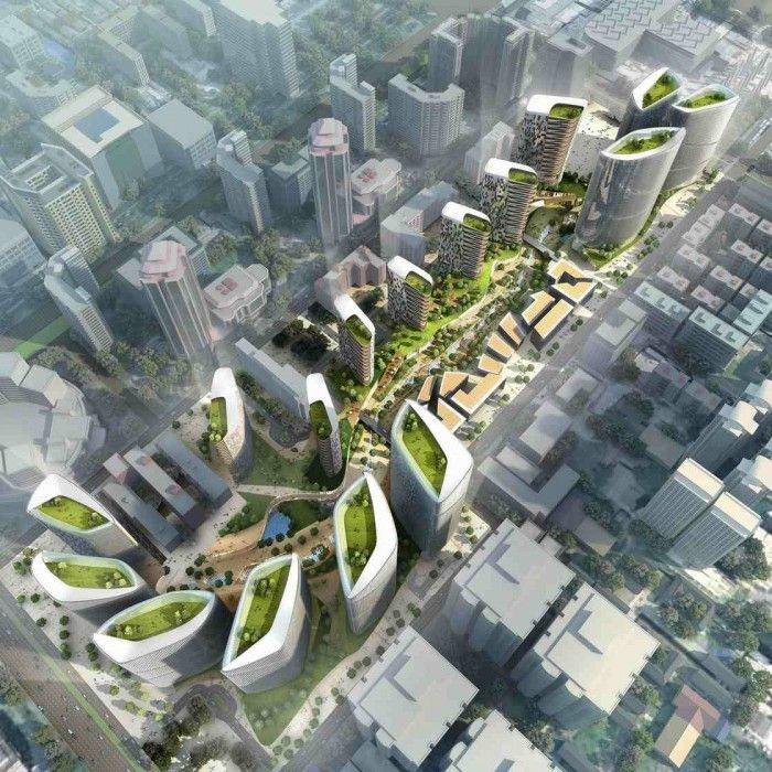 17 Best ideas about Urban Park on Pinterest | Landscape ...