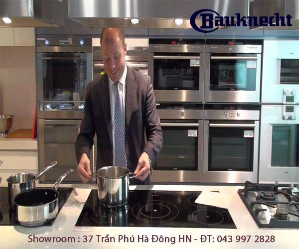 bếp từ Bauknecht cao cấp