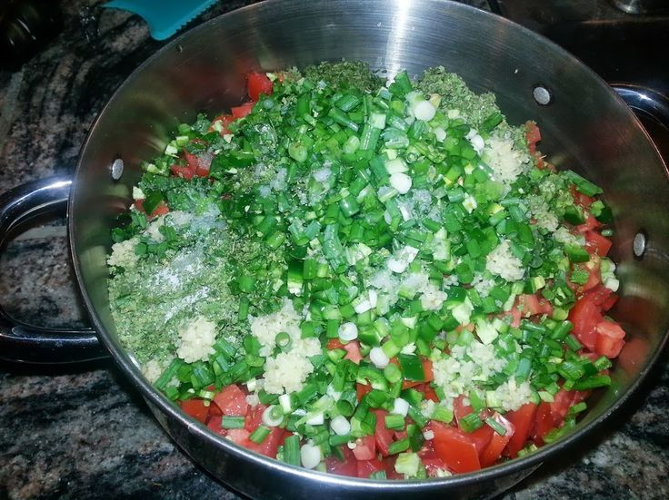 how to can fresh no cook salsa