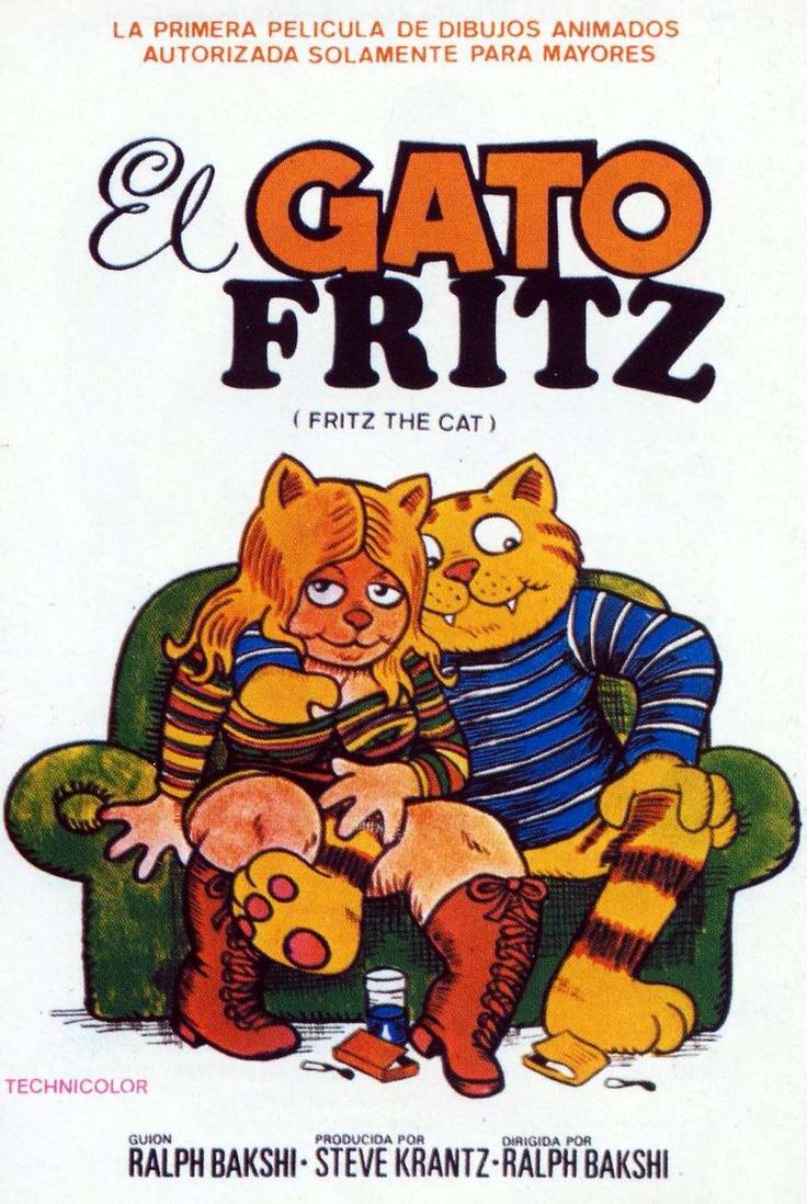 1972 - El gato caliente - Fritz The Cat - tt0068612