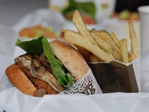 Vegan Fast-Food Joint VeganBurg Opens in California