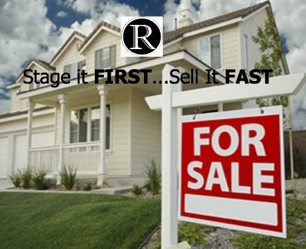 Stage it FIRST...Sell it FAST!  www.remarkableredesignstaging.com