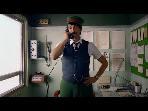 Wes Anderson's New H&M Christmas Ad, With Adrien Brody, Is Totally Stylish and Delightful | Adweek