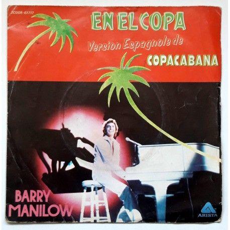 Barry Manilow - En El Copa 1978 (7'')