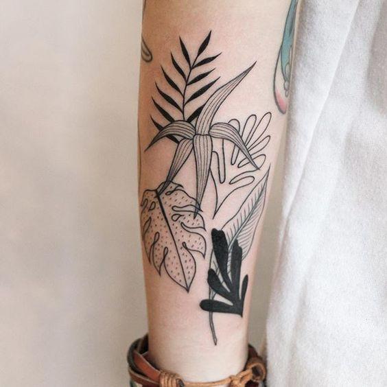 41 Best Fig Tattoos Images On Pinterest