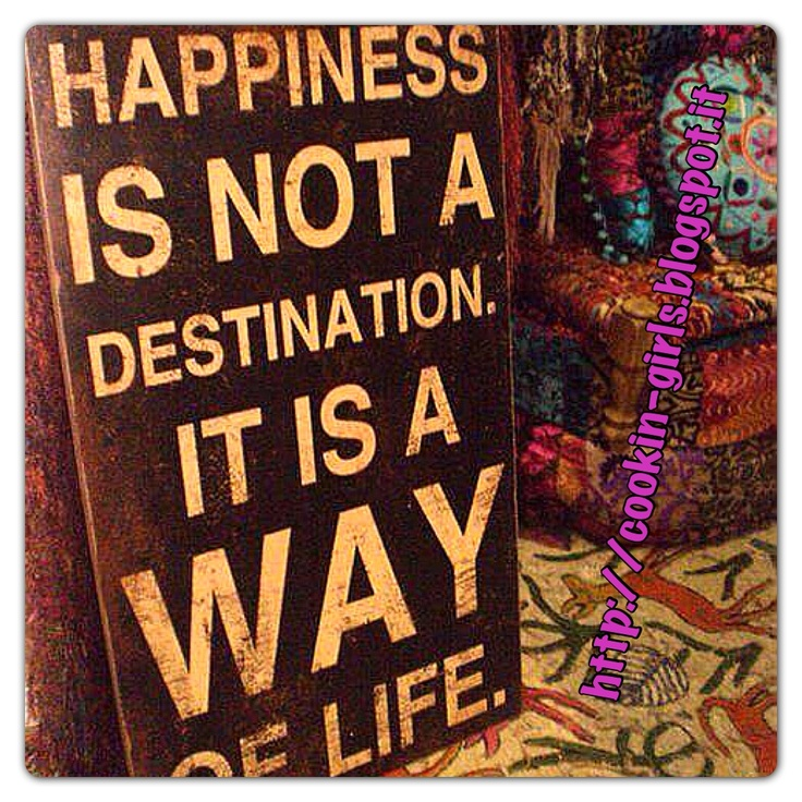 Happyness is...