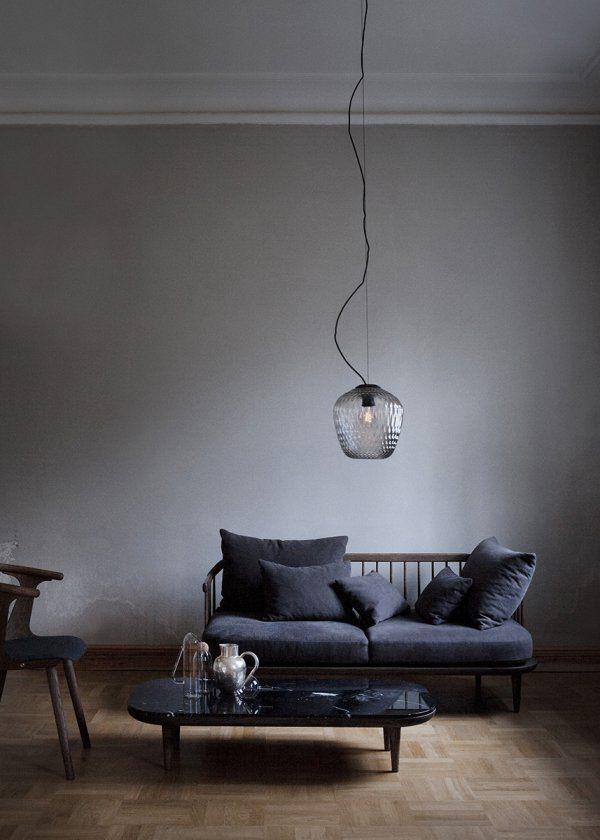 Table basse Fly And Tradition / Décoration salon / Tables basses rectangulaires : 10 idées déco pour meubler son salon - Marie Claire Maison