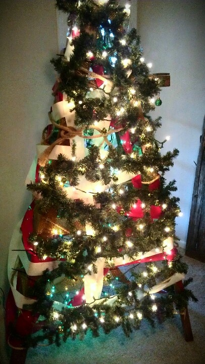 14 best Christmas tree this year images on Pinterest | Ladder ...