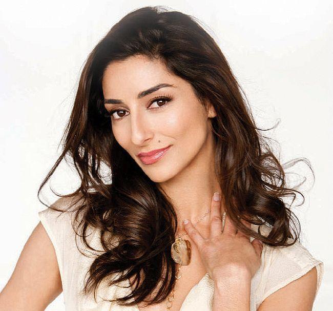 Necar Zadegan, LOVE her on 24. Can I look like her? #beautiful