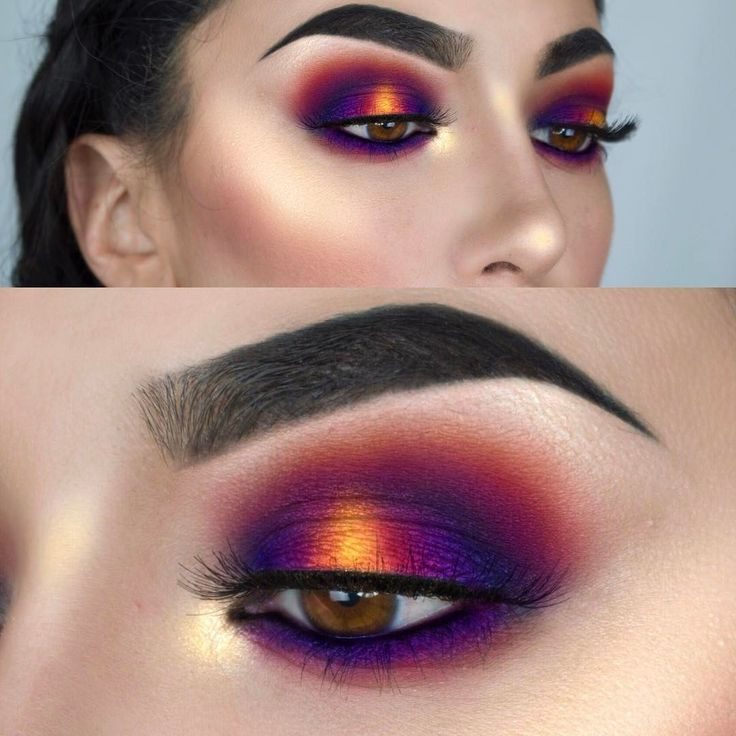 "5,618 Likes, 53 Comments - F R A N C E S C A (@littledustmua) on Instagram: ""KANDISKY Products used: Eyes with @shophudabeauty #hudabeauty Rose gold palette and @sugarpill…"""