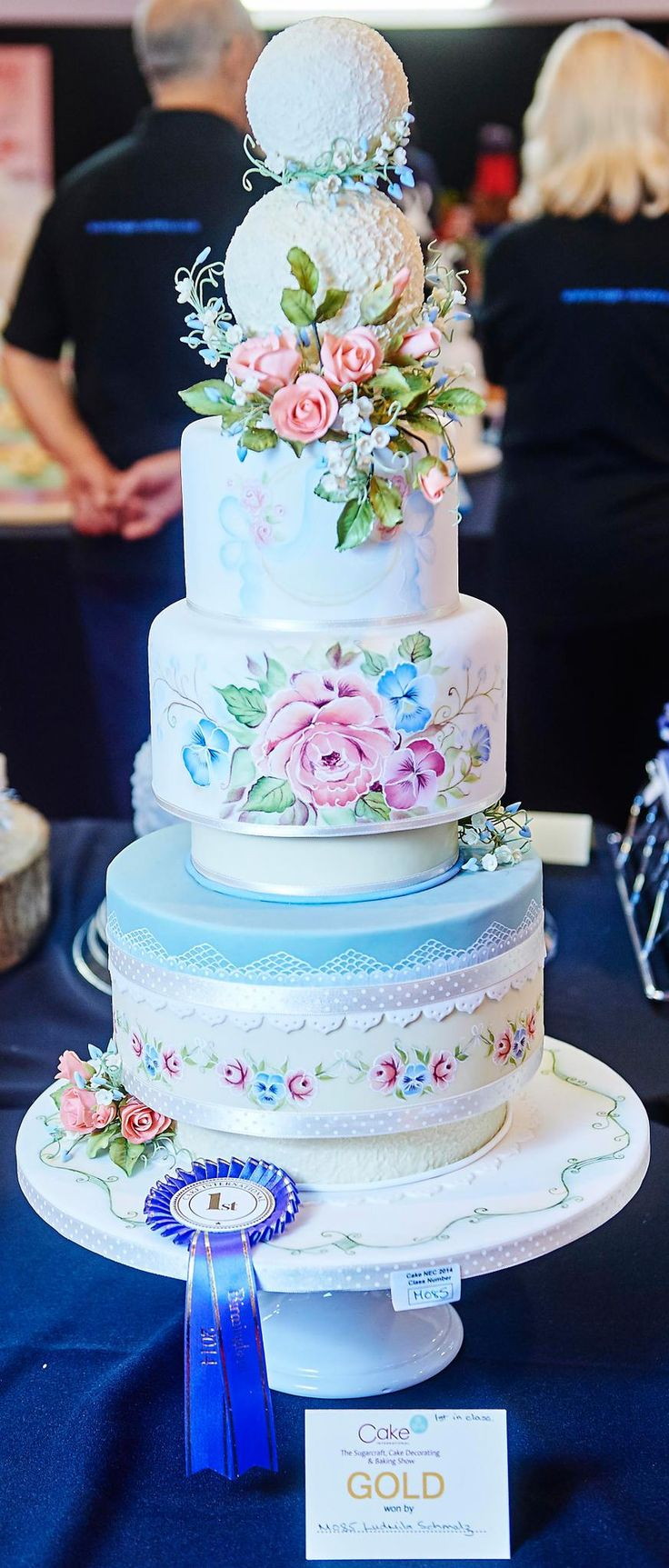 Keep your eyes peeled! We're working on Birmingham Cake Competitions as we speak, information will be live very soon!
