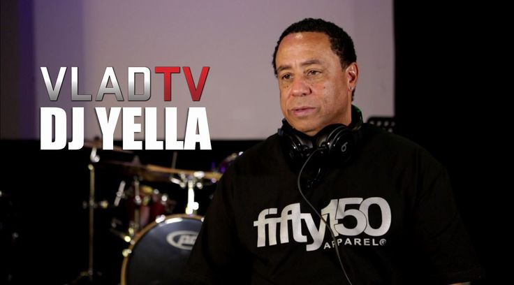 DJ Yella Discusses Being the Only NWA Member at Eazy-E's Funeral